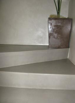 Pavimento in resina finiture firmate - Resina per scale ...