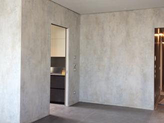 Pareti ad effetto anticato finiture firmate - Decorazioni pareti interne ...
